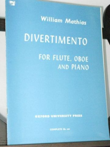Mathias W - Divertimento